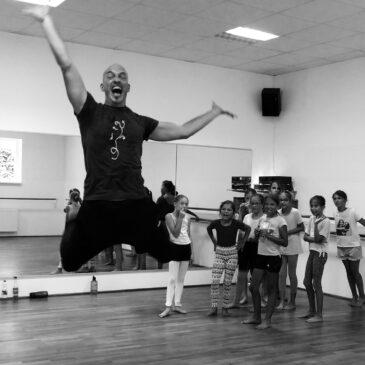 Schüler-Workshop Tanzakrobatik und Zeitgenössischer Tanz im Doppelpack